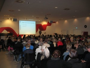 Foredrag om psykologi, kommunikation
